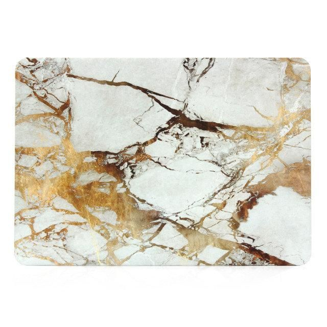 Hard Case Protector With Marble Pattern For MacBook 12 inch Air 11 13 inch Pro Retina 13 15 inch