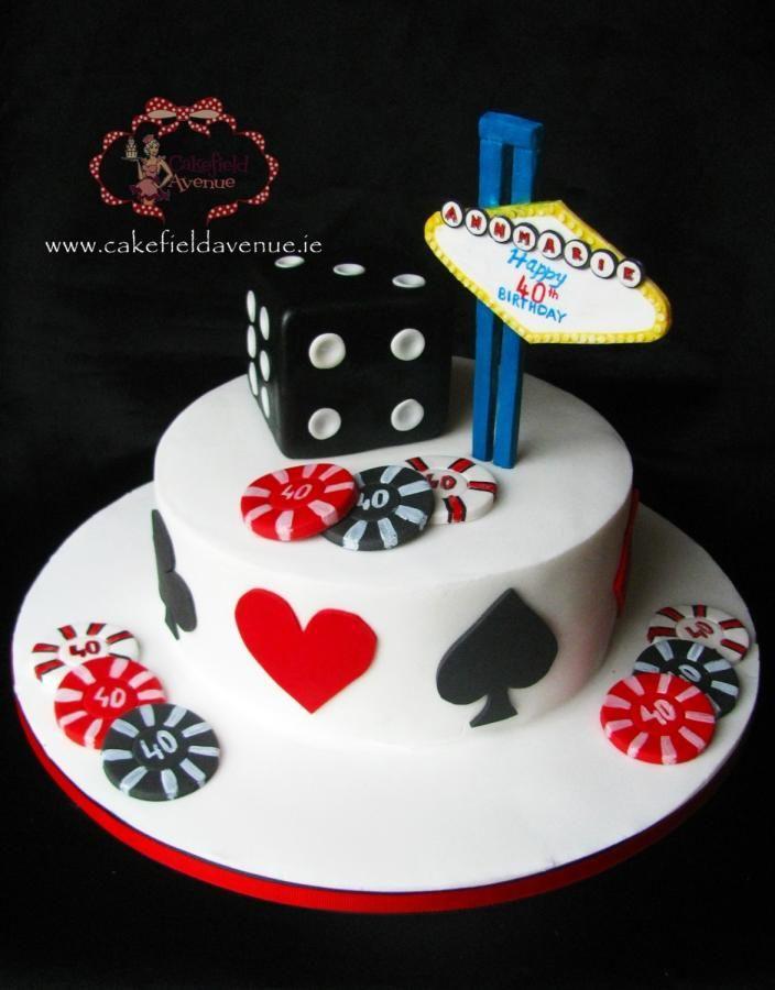 VIVA LAS VEGAS - Cake by Agatha Rogowska ( Cakefield Avenue)