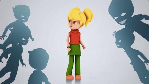 Les Petits Citoyens : épisode 9. Menacée par un groupe d'élèves, Agathe à peur de se défendre… Finalement, elle prend son courage à deux mains et s'apprête à leur faire une prise de kung-fu… avant de se retrouver à l'hôpital ! Qu'a-t-elle bien pu faire ? La prochaine fois, elle trouvera une solution non-violente pour se défendre ! Ces dessins animés sont destinés aux élèves de primaire et réalisés dans le cadre de la campagne Agir contre le harcèlement à l'École. En savoir plus : www.agir...