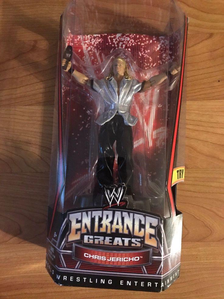 Unopened Mattel WWE Entrance Greats Chris Jericho Working Sound WWF WCW - http://bestsellerlist.co.uk/unopened-mattel-wwe-entrance-greats-chris-jericho-working-sound-wwf-wcw/
