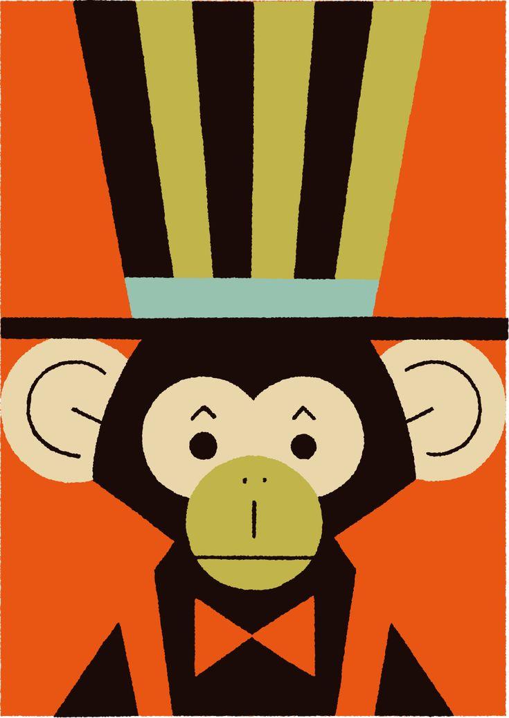 Shunsuke Satake - Circus http://naturalpermanent.com/wp/personal/1197/