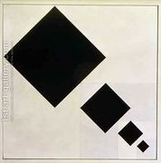 Arithmetic composition  by Theo van Doesburg