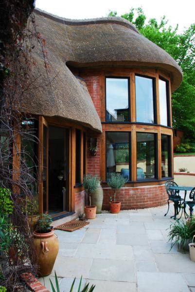 23 best Listed Thatched Cottage Extension Ideas images on ...