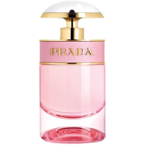 PRADA Prada Candy Florale eau de toilette ($97) ❤ liked on Polyvore featuring beauty products, fragrance, perfume, beauty, fillers, fragrances, makeup, blossom perfume, flower fragrance and prada fragrance
