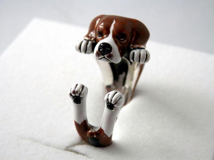 Beatles ring Ring Beagle