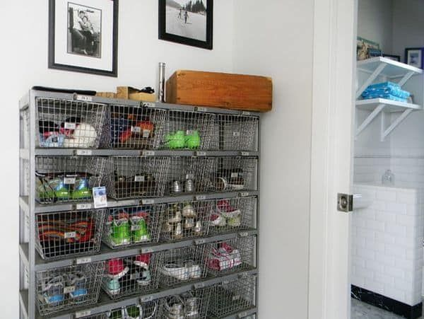 27 Creative And Efficient Ways To Store Your Shoes Space Saving Shoe Rack Diy Shoe Storage Shoe Storage Solutions