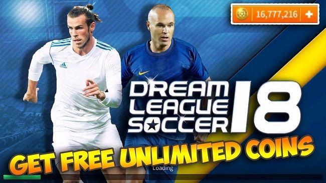 Dream League Soccer 2018 Mod Apk Download Soccer Kits Tool Hacks Soccer League