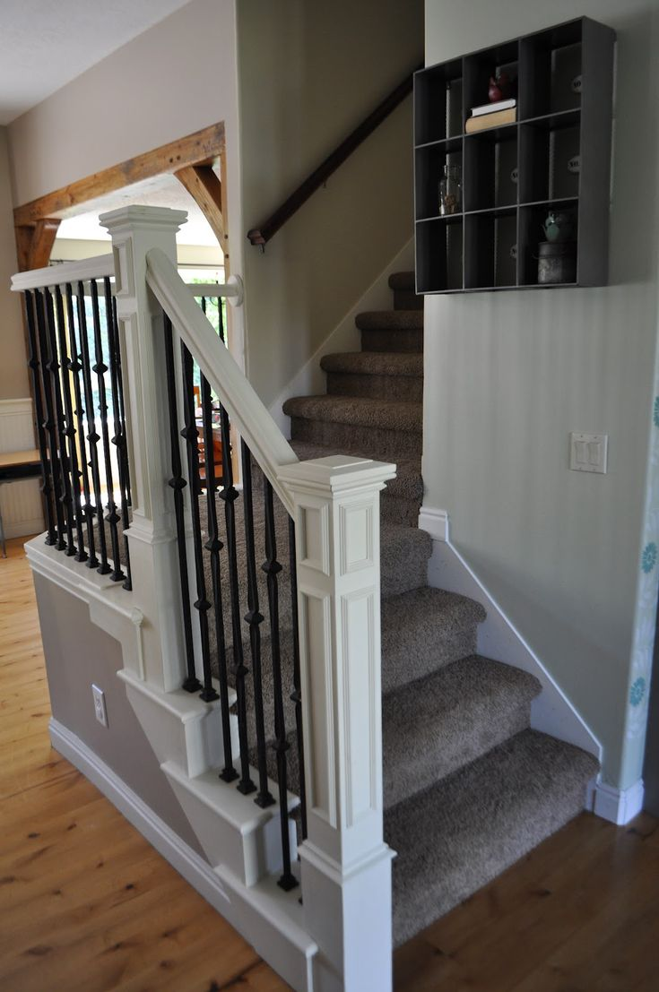 352 best images about Stairs on Pinterest | Stairs, Wooden ...