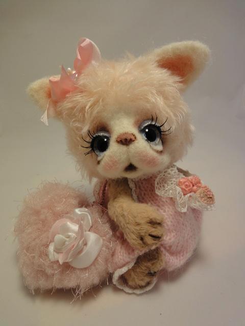 bear  sooooooooo cute!  by Victoria Ivanova