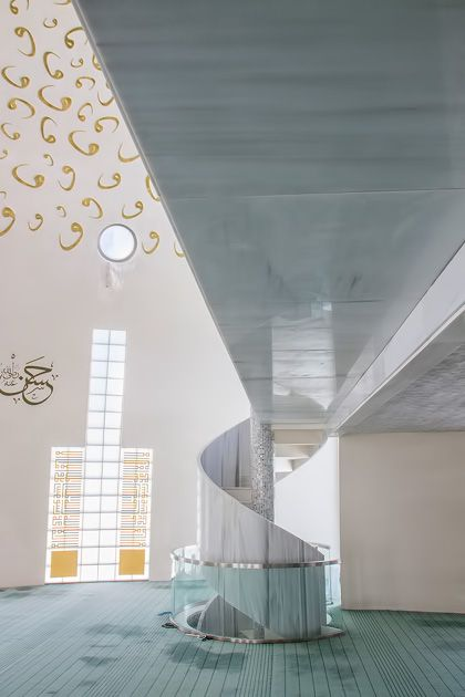 Modern Islamic Interior Design On Behance: 25 Best Images About Modern Islamic Architecture On