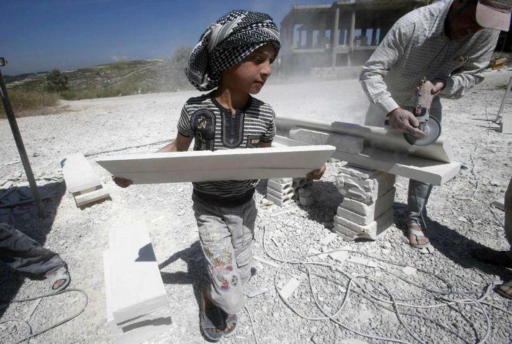 Guerra en Siria: Los niños fantasma de Siria. | AdriBosch's Magazine