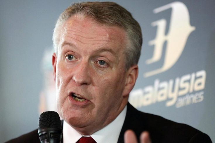 Malaysia Airlines CEO Quits to Return to Ryanair