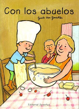 I GEN con. Jan está muy contento porque va a pasar el día en casa de sus abuelos. Allí siempre se lo pasa muy bien y aprende muchas cosas. Jan echará una mano a su abuelo en las tareas de la granja y luego ayudará a la abuela a hacer su pastel de cerezas, que es el mejor del mundo.