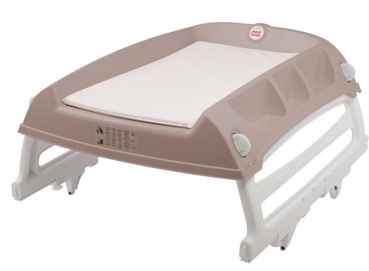 Flat Skötbord för säng/badkar