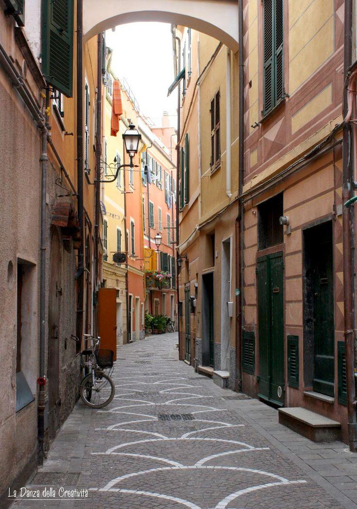 Pietra Ligure, Liguria, Italy Pics by Rita Bellussi © La Danza della Creatività