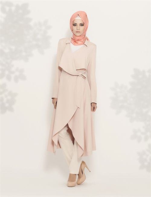 #Hijab fashion - modern and I love it