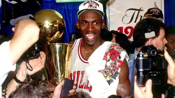 Michael Jordan's Bulls showed Larry Bird's Celtics who's boss 25 years ago