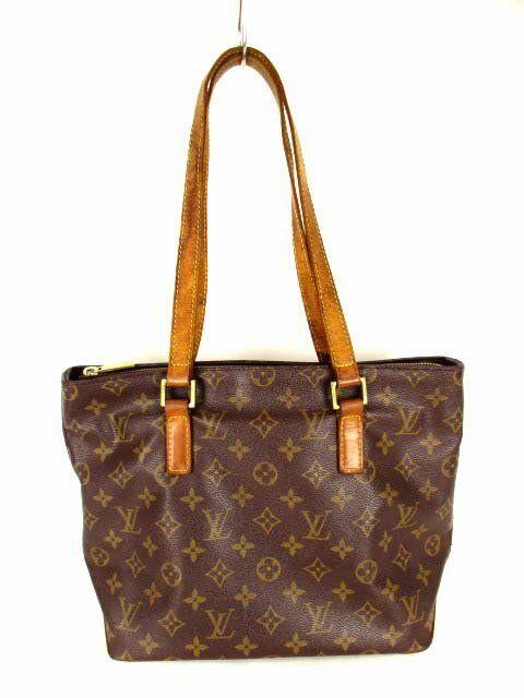 2e5cb0e52a45 LOUIS VUITTON CABAS PIANO SHOULDER TOTE HAND BAG MONOGRAM PURSE M51148 USED   fashion  clothing  shoes  accessories  womensbagshandbags (ebay link)
