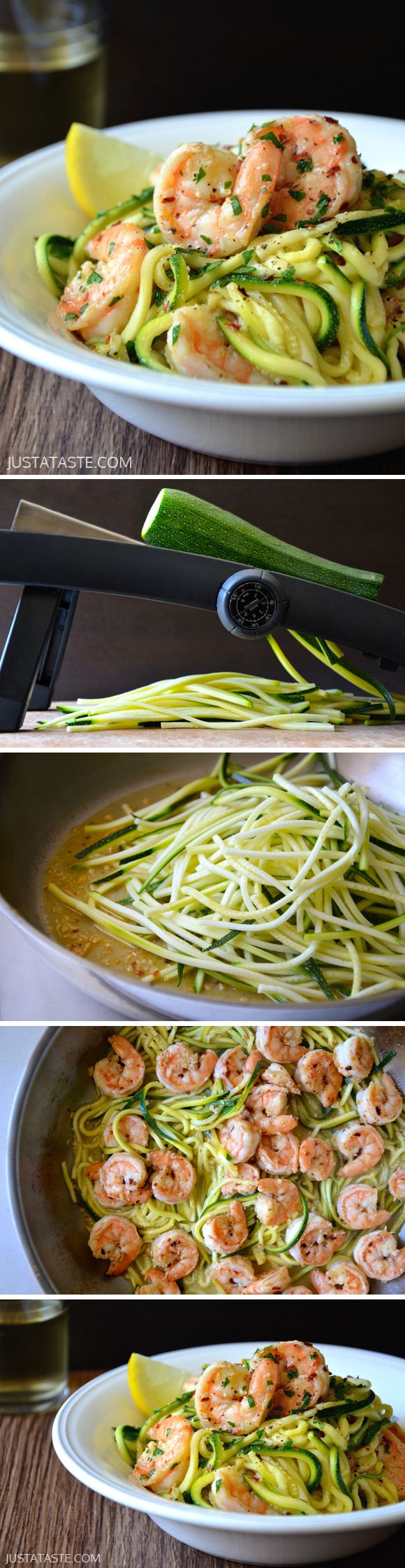 Scampi Skinny Shrimp sneakers with Zucchini images Noodles  and   Recipe Zucchini Zucchini latest Shrimp   Noodles jordan
