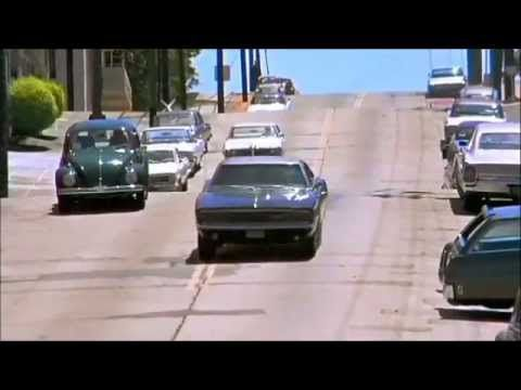 Action cinema begins with Steve McQueen and one incredible car chase