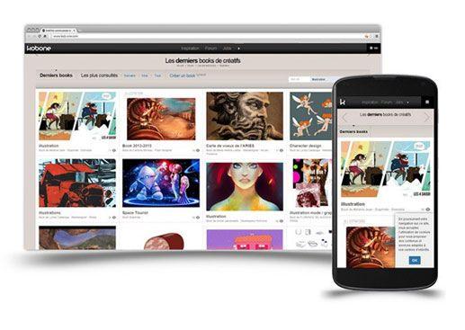 KobOne, recrutez les meilleurs graphistes, webdesigners, motion-designers freelances et salariés
