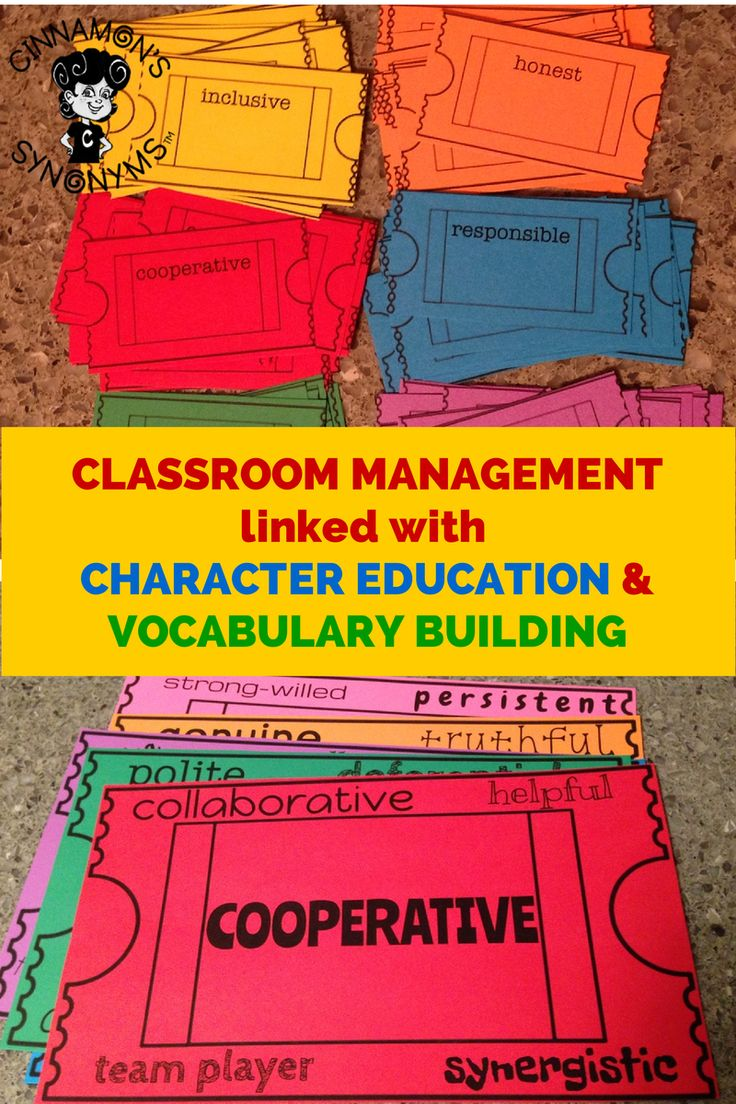 $ A fun and effective way to manage your class! This raffle system allows you to reward students for demonstrating character WHILE building their vocabulary at the same time! WOW! Amazing resource!
