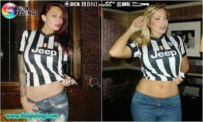 Bolapelangi News: Dua Model Ini Punya Janji Unik Jika Juventus Juara...