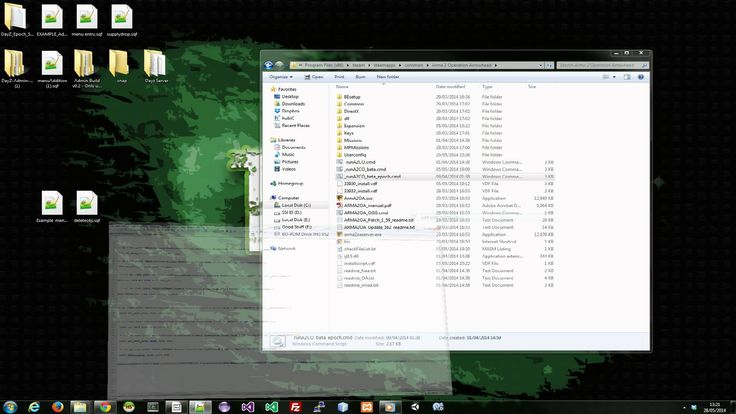 Launch Arma2 DayZ Epoch Quickly Without Third Party Software