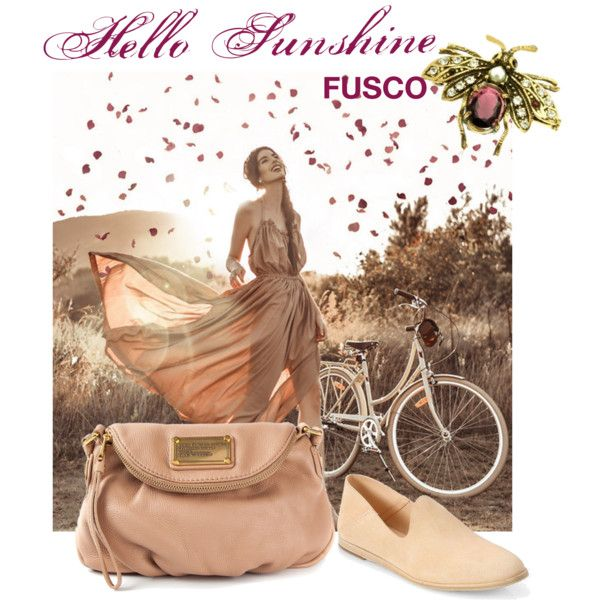 """""""Hello Sunshine"""" by fuscoboutique on Polyvore"""