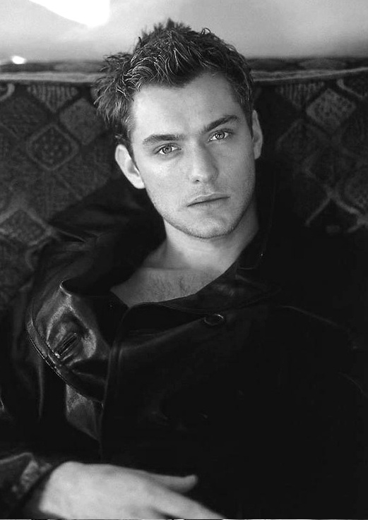 Jude Law #judelaw #hot #actors