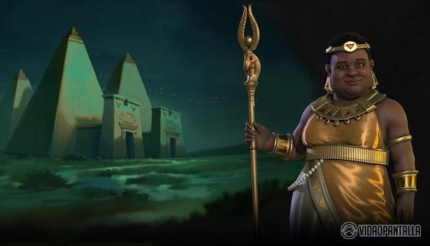 Sid Meiers Civilization VI  2K y Firaxis Games han anunciado que Sid Meiers Civilization VIvolverá a expandir su contenidograciasala llegada de Nubialiderada por la Kandake (reina) Amanitore una de las últimas grandes constructoras del reino Kushitic de Meroe.  Muchas Kandakes son descritas como reinas guerreras grandes líderes en el arte de la guerra y en el campo de batalla pero además de esto la historia señala el reinado de Amanitore como una época de crecimiento sin precedentes gracias…