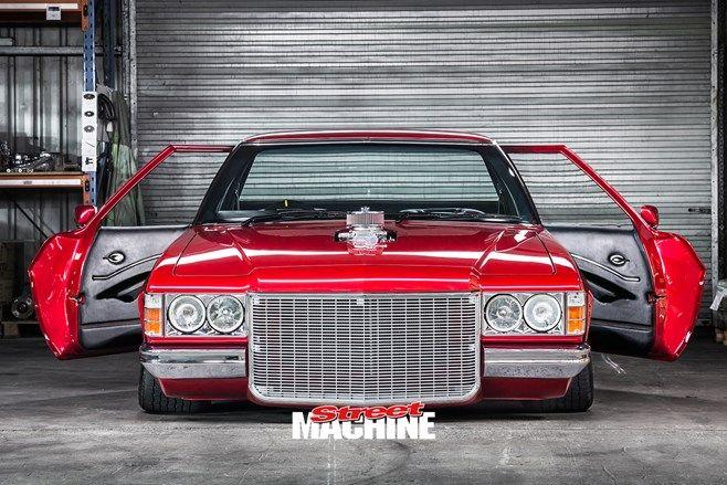 HZ Holden Ute custom 355
