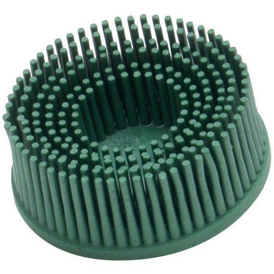 3M™ Bristle Disc ROLOC 76,2mm K 50 (grün)