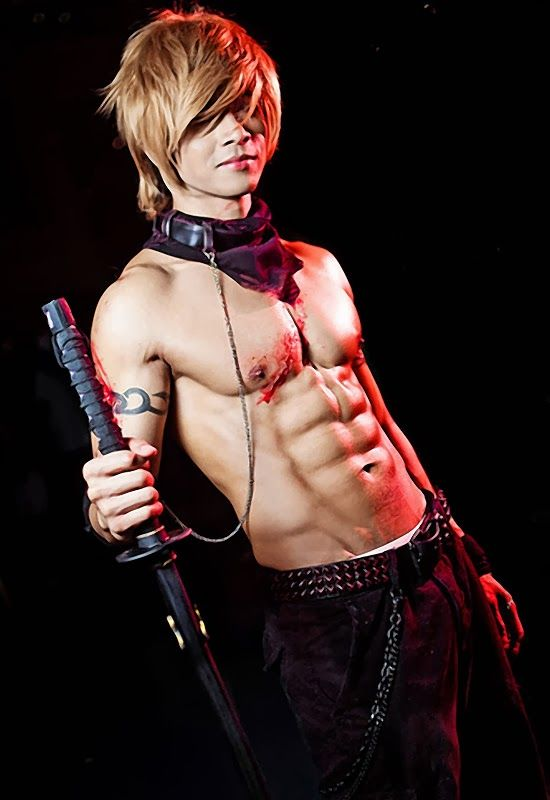 17 Best images about MEN | Hot Asian Male Cosplayers on ...