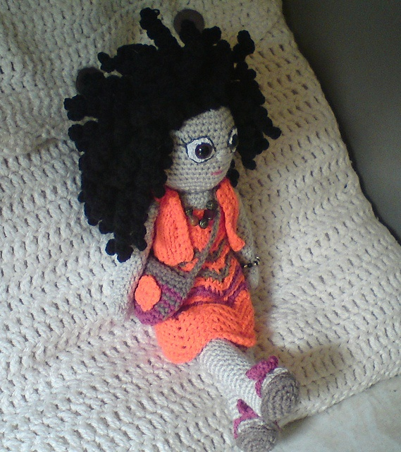 Amigurumi Hair Curly : 1000+ images about crochet dolls on Pinterest Girl dolls ...