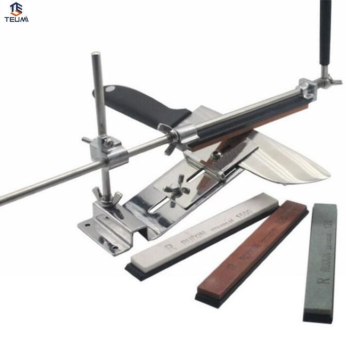 19.19$  Watch now - Stainless Steel Professional Knife Sharpener Tool Sharpening Machine Kitchen Accessories Grinding Knife Sharpening Set.   #buyonlinewebsite