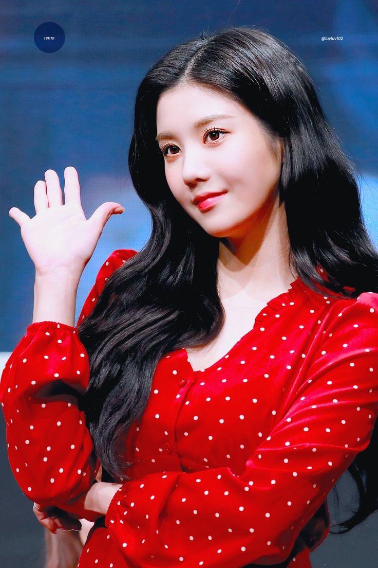Pin on Kwon Eunbi (IZ*ONE)