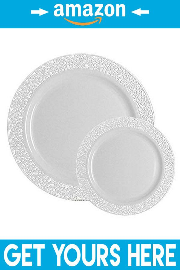 Nice One Daily Cutest Posts Follow Me For More Posts Best Pictures Fo Wedding Plastic Plates Wedding Plastic Dinnerware Sets Plastic Plates