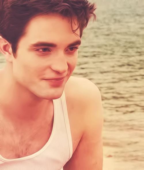 Edward on the beach in BD1