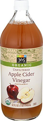 365 Everyday Value Organic Unfiltered Apple Cider Vinegar 32 oz