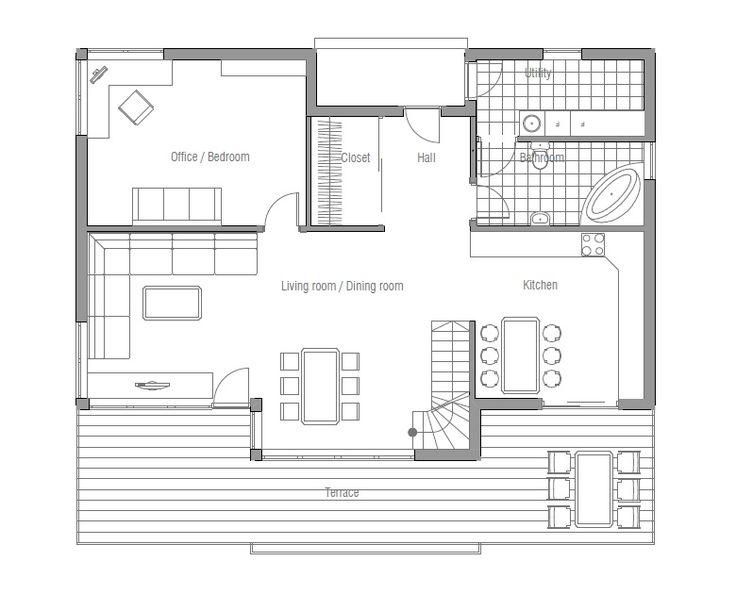 90 Best Living Floor Plan Images On Pinterest | House Floor Plans