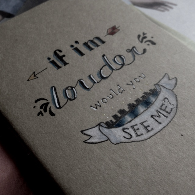 DIY Notebook Covers. Not sure how to do it. GOOGLE(: Shown with One Direction lyrics and design.