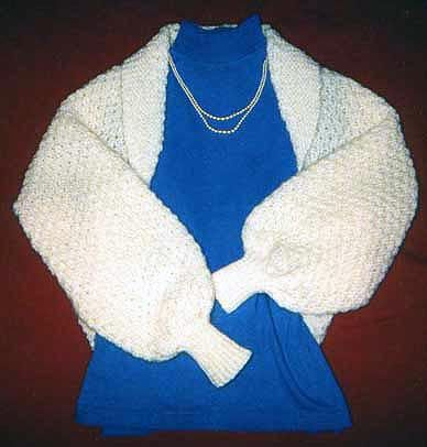 Free Knitting Pattern For Shrug : 25+ best ideas about Shrug knitting pattern on Pinterest Knit shrug, Cocoon...