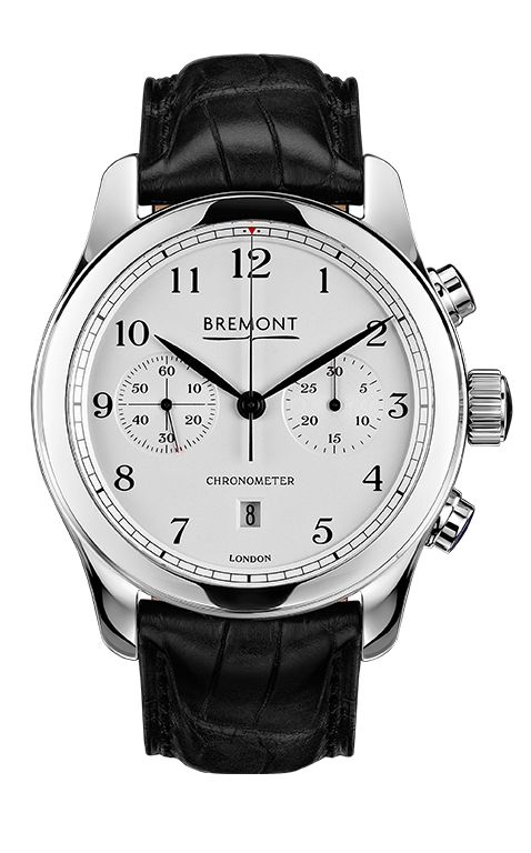Bremont ALT1-C/PW. Super-clean lines, and lovely styling.
