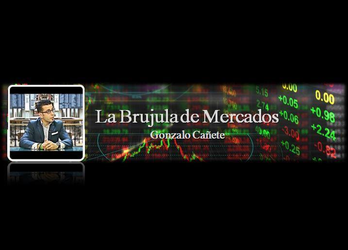 Gonzalo Cañete, Analista de Mercados en Swissquote, y su Brújula de Mercados nos ofrece, como todos los martes, su análisis de la sesión de mercados.
