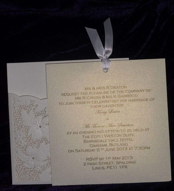 Evening Wedding Invite Wording: 17 Best Formal Wedding Invitation Wording Images On