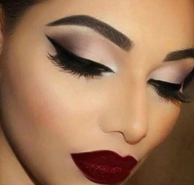 Resultado de imagen para make up de noche