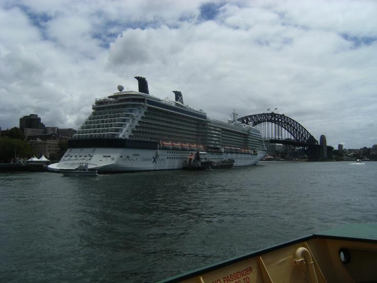 Celebrity in Sydney