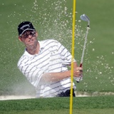 Anders Hansen - Player in the 2012 Masters Golf Tournament
