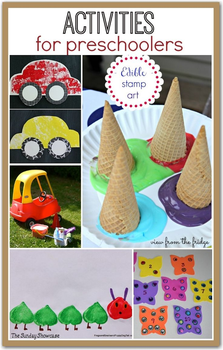 1000 images about ice cream ideas on pinterest ice for Educational crafts for preschoolers